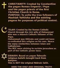 Constantine Quotes About Christianity Best of CHRISTIANITY Created By Constantine The Pagan Roman Emperor Pope