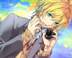 anime guy headphones wallpaper. Plain Headphones Kagamine Len Guy Green Eyes Uniforms Headphones Wallpaper And Background For Anime Guy Wallpaper N