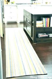 Kitchen Floor Runner
