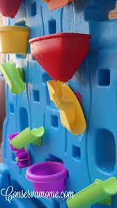 water fun with step2 waterfall discovery wall review conservamom