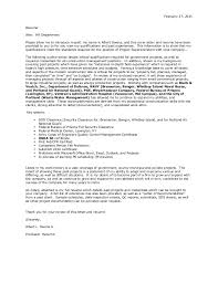 february 27 2015 resume attn hr department please allow me to introduce myself superintendent cover letter