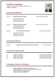 Tipos De Resume