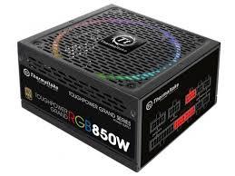 Купить <b>блок питания Thermaltake Toughpower</b> DPS G RGB 850W ...