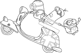 Small Picture Printable 12 Kevin Minion Coloring Pages 4304 Kevin Minion
