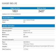 Snapdragon Processor Chart Huaweis Hisilicon Kirin 710 Vs Snapdragon 710 Which