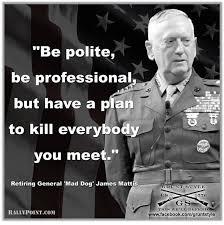 General Mattis Quotes Unique James Mattis' 48Year Grudge Against Iran America Pinterest