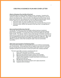 Business Plan Cover Page Cover Letter For Business Plan Constructing A Cover Letter Business