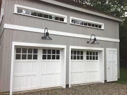 double garage doors with windows clopay garage doors design ideas double with windows