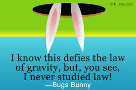 Bugs Bunny Famous Quotes