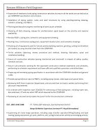 Ndt Technician Resume Sample Best Of Ndt Technician Resume Sample Piping Field Engineer Sample Resume