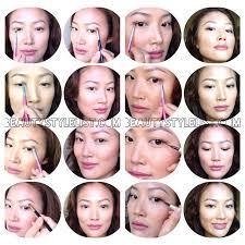 makeup tips with korean makeup step by step with makeup how to make up asian make up step by step makeup korean 11546 mamiskincare net