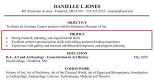 High Profile Resume Samples Mwb Online Co