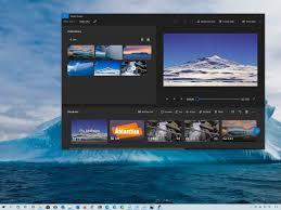 Photos app video editor on Windows 10 ...