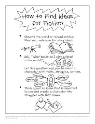 Calkins Narrative Writing Anchor Charts 4th Grade Ela Links