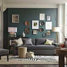 living room colors grey couch. Awesome Teal Sofa Couch Decoration For Living Room Color Scheme: Fair The With Grey Plus Cushion And Wall Art Colors Pinterest