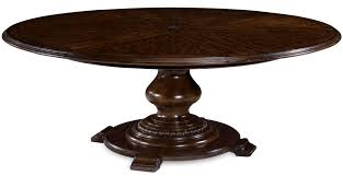Wood And Metal Round Dining Table Bassett Mirror Tempe Round Glass Dining Table W Metal Base Beyond
