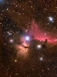La estrella Alnitak y sus alrededores – Captando el Cosmos
