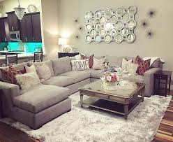 amazing of decorating living room with sectional sofa best ideas about sectional sofa decor on
