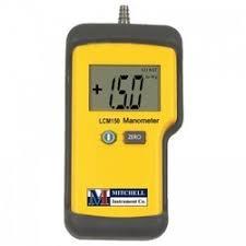 digital manometer. digital manometer calibration service