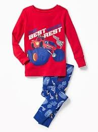 baby boy pajamas old navy® blaze and the monster machines sleep set for toddler baby