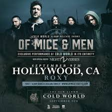 of mice and men tickets the roxy theatre west hollywood ca of mice and men