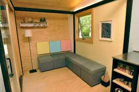 tiny living furniture. Tiny Home Living Room With Multipurpose Furniture T