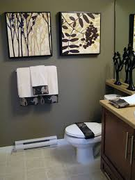 Stunning Decor of Simple Bathroom Decorating Ideas Decorating in