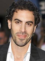 What is the height of Sacha Baron Cohen?