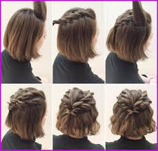Coiffure Mariage Invitée Cheveux Carre 221061 Coiffure Pour