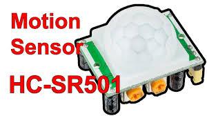 Датчик движения... без Ардуино? Подключаем модуль <b>hc</b>-<b>sr501</b> ...