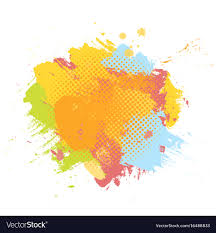 paint brush background. Simple Brush Throughout Paint Brush Background VectorStock