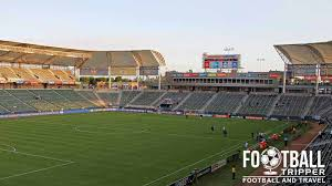 Stubhub Football Seating Chart Stubhub Center Stadium L A Galaxy Football Tripper