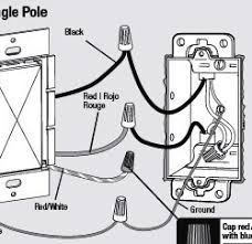 how to wire a single pole light switch diagram wiring diagram wire single pole light switch 4 way wiring diagram