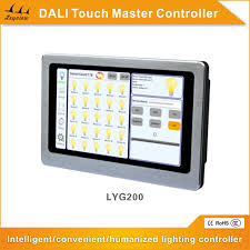 2016 best ing advanced dali touch master controller for led lighting