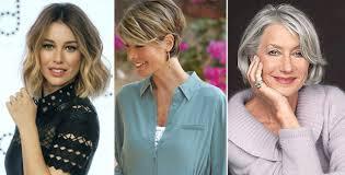 Krásu ženy V Každém Věku Podtrhuje Také Vhodně Zvolený účes Styl