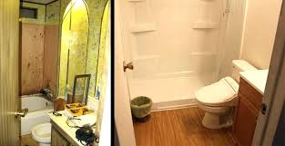 Charming How To Remodel A Mobile Home Bathroom Magnificent Mobile Gorgeous Mobile Home Bathroom Remodeling