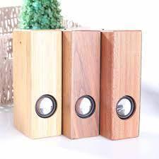 Sınır ötesi siyah teknoloji patlama ahşap küçük hoparlörler yaratıcı küçük  hediye ses retro bilgisayar hoparlör indüksiyon ses|MP3 Oynatıcılar ve  Amplifikatör Aksesuarları