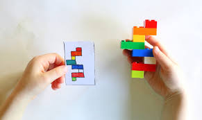 Lego Patterns Custom DIY Portable LEGO Kit With 48 Free Printable Activity Cards