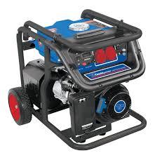 electric generators. TRADEPOWER 2.8 KVA Petrol Generator Electric And Pull Start MCOG725 Generators H
