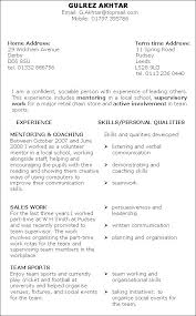 Example Of Resumes For Jobs Skills For Resume Examples Skills And Abilities For Resume