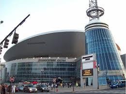 Bridgestone Arena Nashville Tn Seating Chart View We
