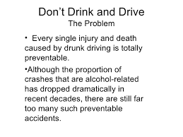 Persuasive Essay On Drunk Driving Drinking And Driving Essay Rome Fontanacountryinn Com