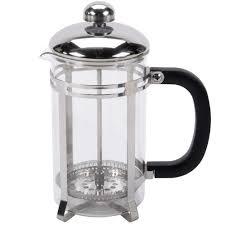 20 oz glass stainless steel french coffee press