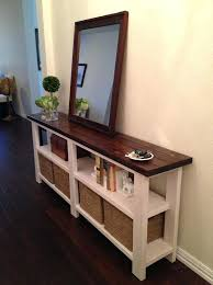 entry hall table. Rustic Entry Console Full Size Of Sofa Table With Storage Hall Tables Large C