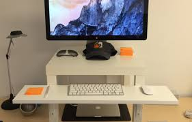full size desk simple stand. Full Size Of Shelf:good Clean Dual Monitor Desk Offices Tastefully Simple And Relentless Awesome Stand E