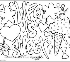 Cool Coloring Pages To Print Coloring Pages For Kids Bigfashioninfo