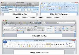 Microsoft Reveals Office For Mac 2011 Will Be 32 Bit Only