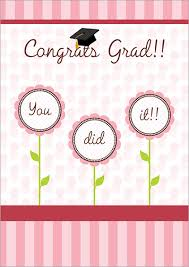Free Printable Graduation Cards Printable Graduation Cards