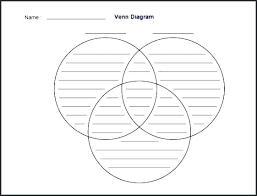 Venn Diagram With 5 Circles Blank 3 Way Diagram Template Fresh Maker 5 Circles Venn Ring