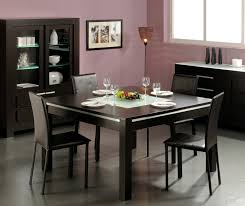 round dining room idea table and chairs home design and interior square dining table set